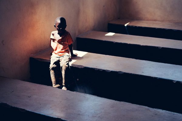 Adrian Kuipers - A Boy Near Lusaka - Medium Resolution