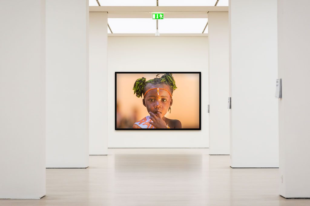 Adrian Kuipers - First Hiv-free Orange Babies Child - Limited Gallery Edition - Preview 2