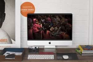 Adrian Kuipers - Children Of Namibia #1 - Desktop Wallpaper - Preview