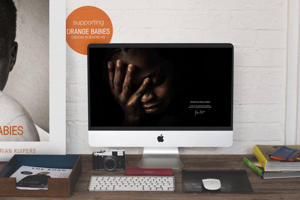 Adrian Kuipers - Christine - Desktop Wallpaper - Preview