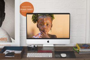 Adrian Kuipers - HIV Free - Desktop Wallpaper - Preview