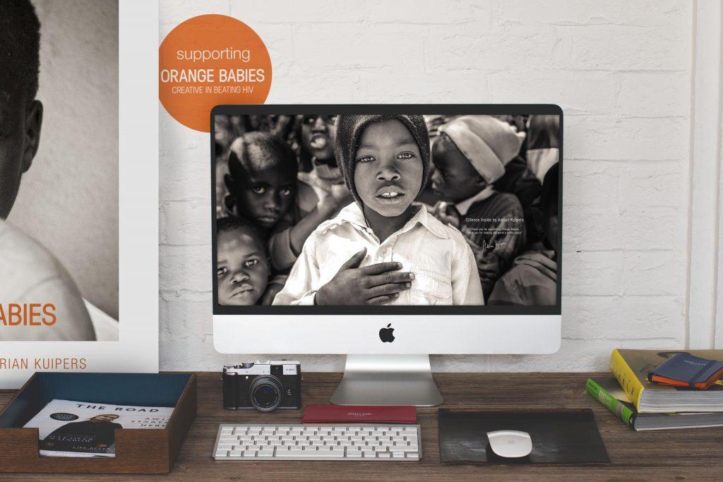Adrian Kuipers - Silence Inside - Desktop Wallpaper - Preview