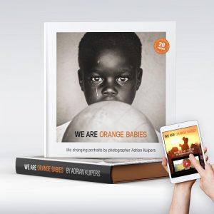 We Are Orange Babies Books