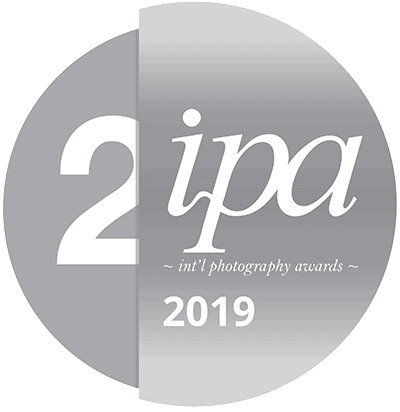 Awarded At The International Photo Awards 2019 2nd Place Self-Published Books